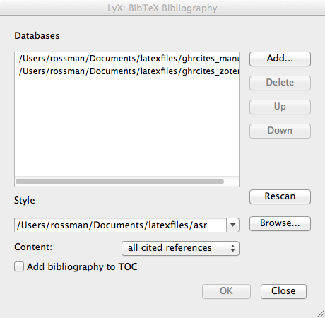 how to open a tex file in lyx